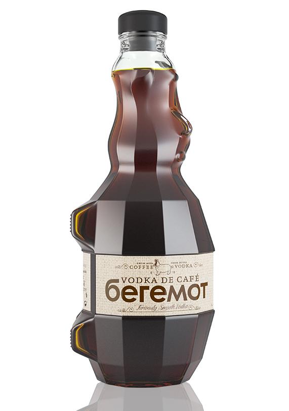 Vodka Beremot Café | Andalusí Licores