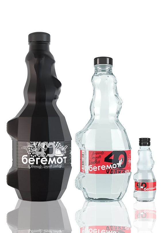 Vodka Beremot Neutro | Andalusí Licores