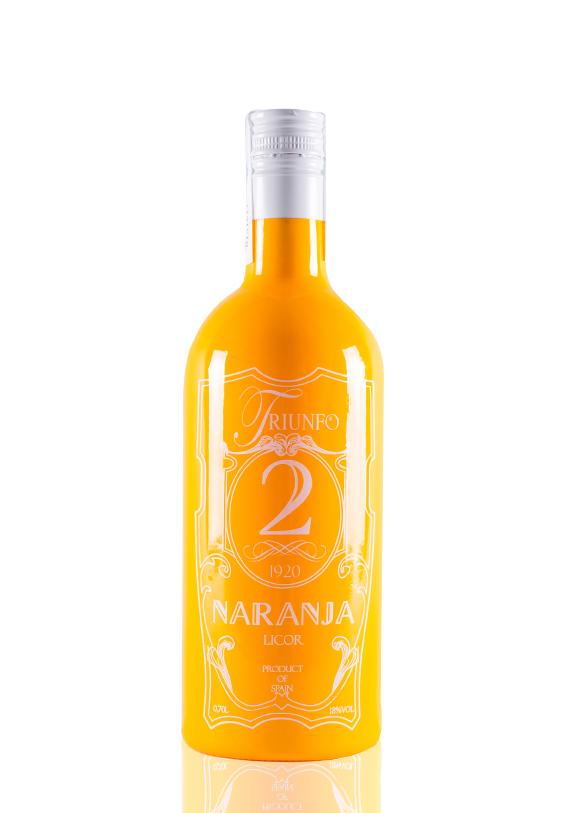 Licor Andalusí Naranja   Andalusí Licores