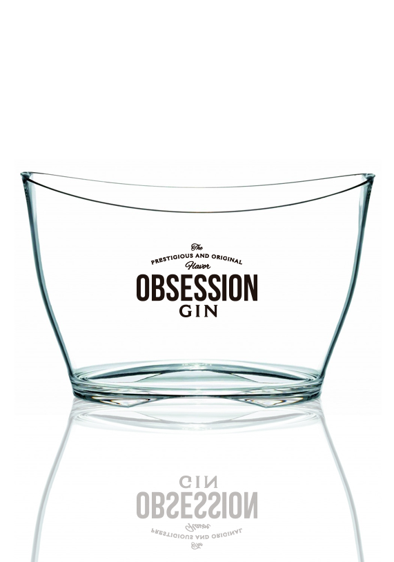 Cubitera plástico | Obsession Gin