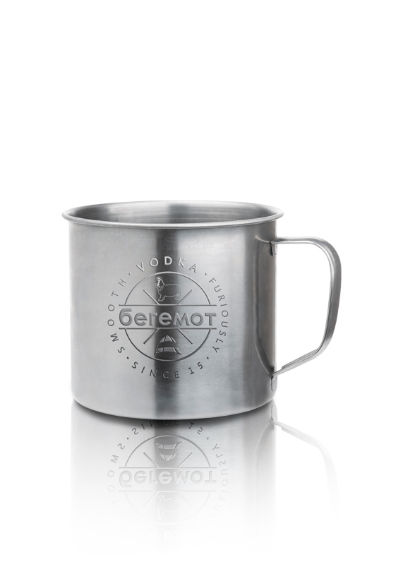 Taza Metal | Beremot Vodka