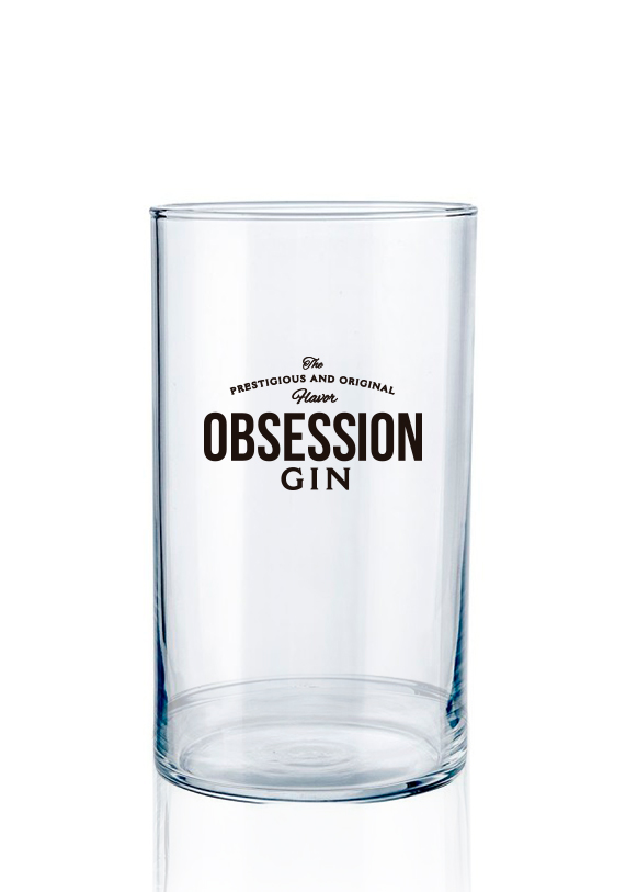Vaso Jerte 62 cl. | Obsession Gin