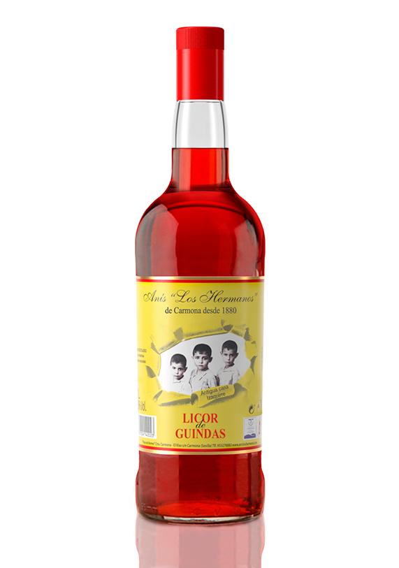 Licor de guindas | Andalusí Licores