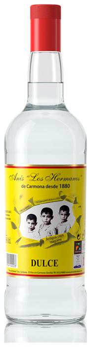 Anís Los Hermanos Dulce | Andalusí Licores