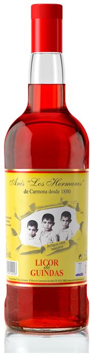 Anís Los Hermanos Guindas | Andalusí Licores