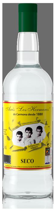 Anís Los Hermanos Seco | Andalusí Licores
