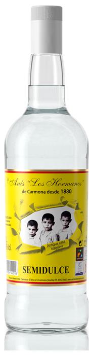 Anís Los Hermanos Semi | Andalusí Licores