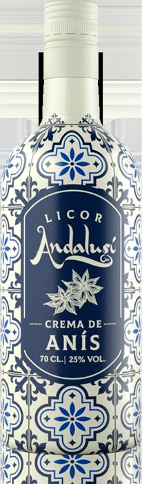 Crema de anís | Andalusí Licores
