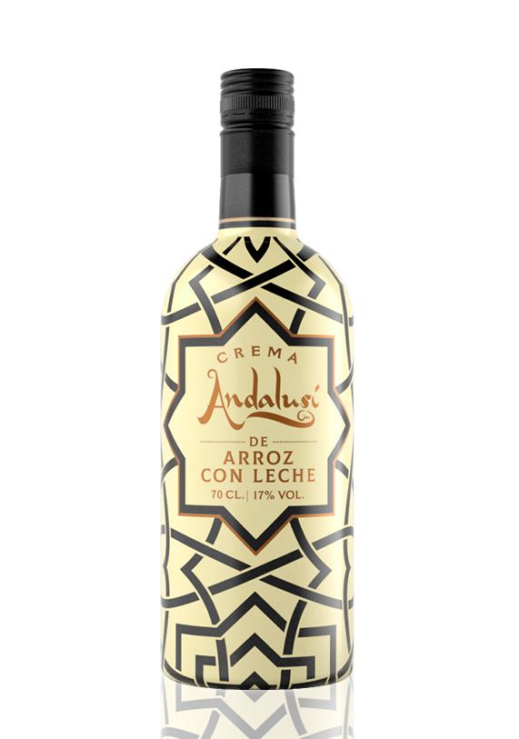 Crema de Arroz con Leche | Andalusí Licores