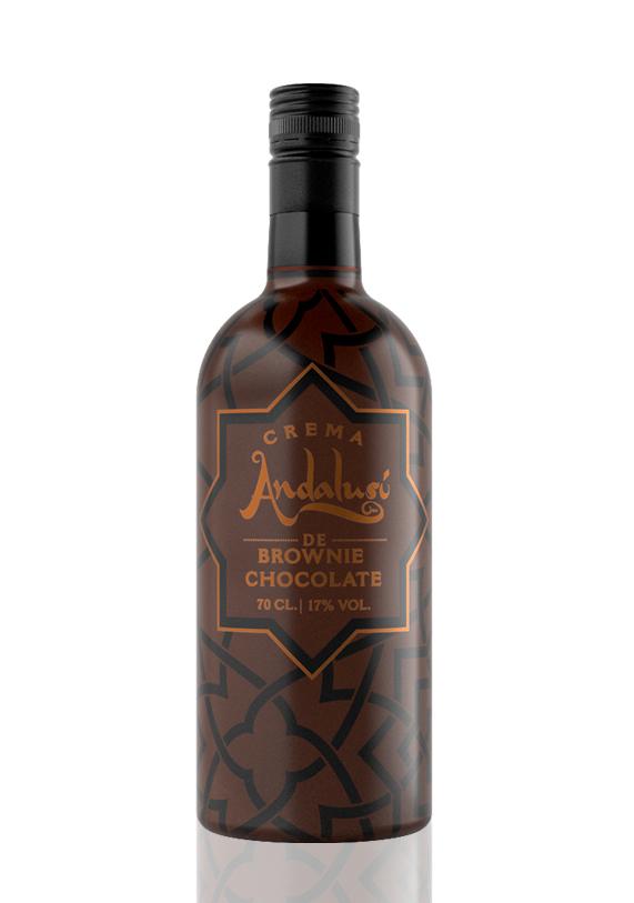 Crema de Brownie | Andalusí Licores