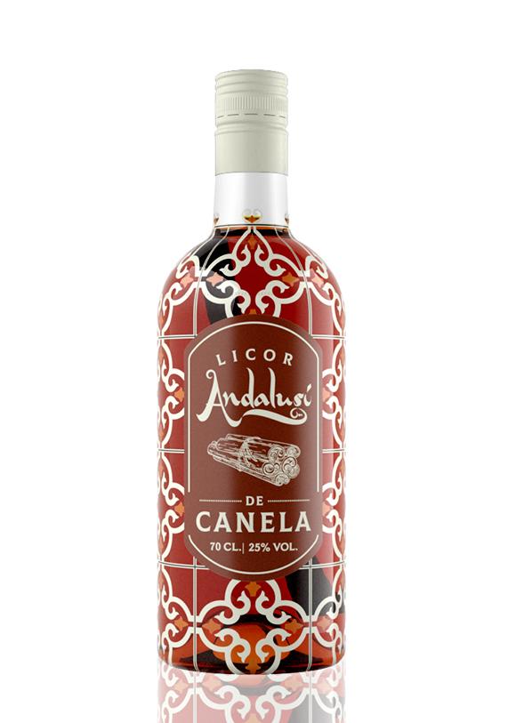Licor de Canela | Andalusí Licores