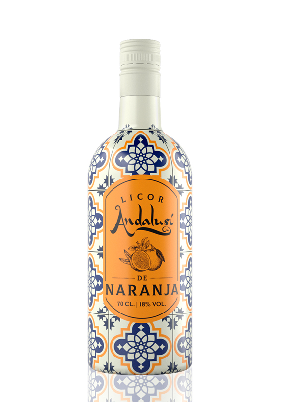 Licor de Naranja | Andalusí Licores