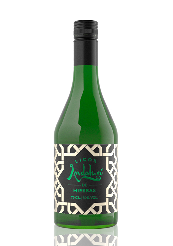 Licor de Hierbas | Andalusí Licores