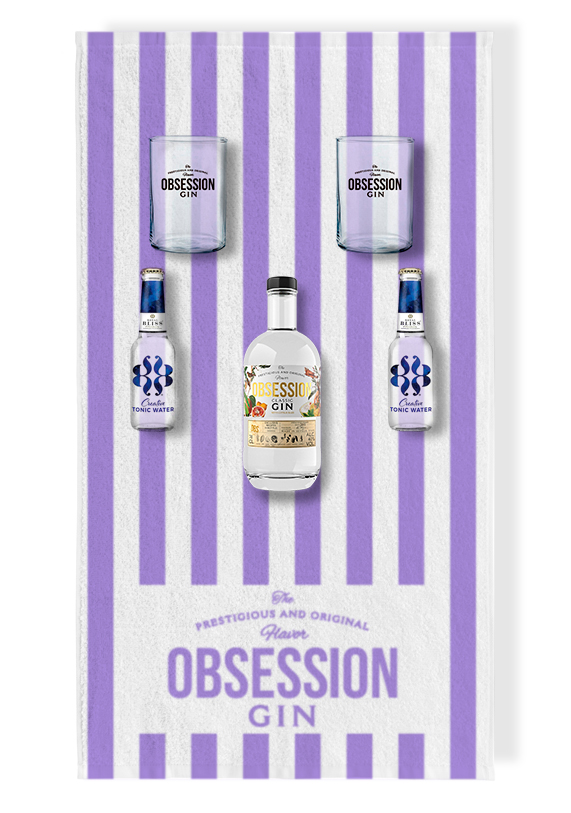 Pack Verano Obsession Gin Classic | Andalusí Licores