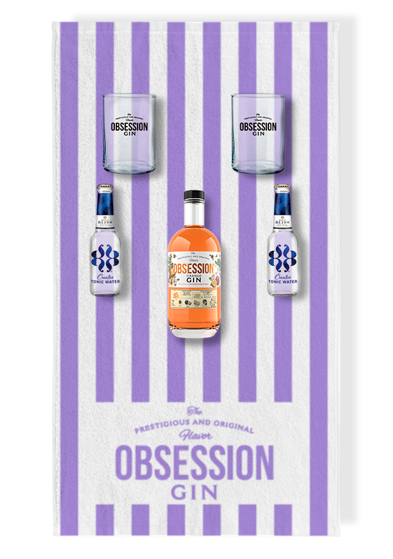 Pack Verano Obsession Gin Orange | Andalusí Licores